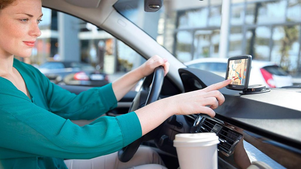 gps voiture vs application gps