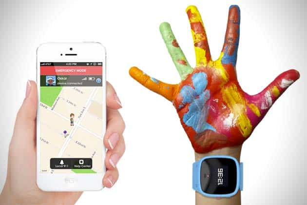 montre gps enfant comparatif