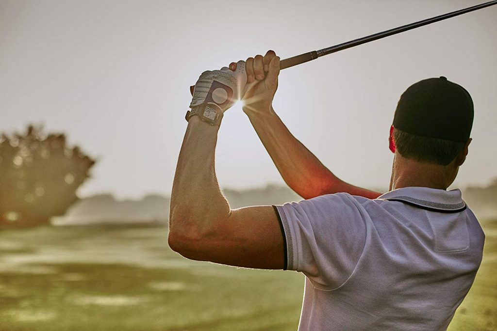 montre gps golf test