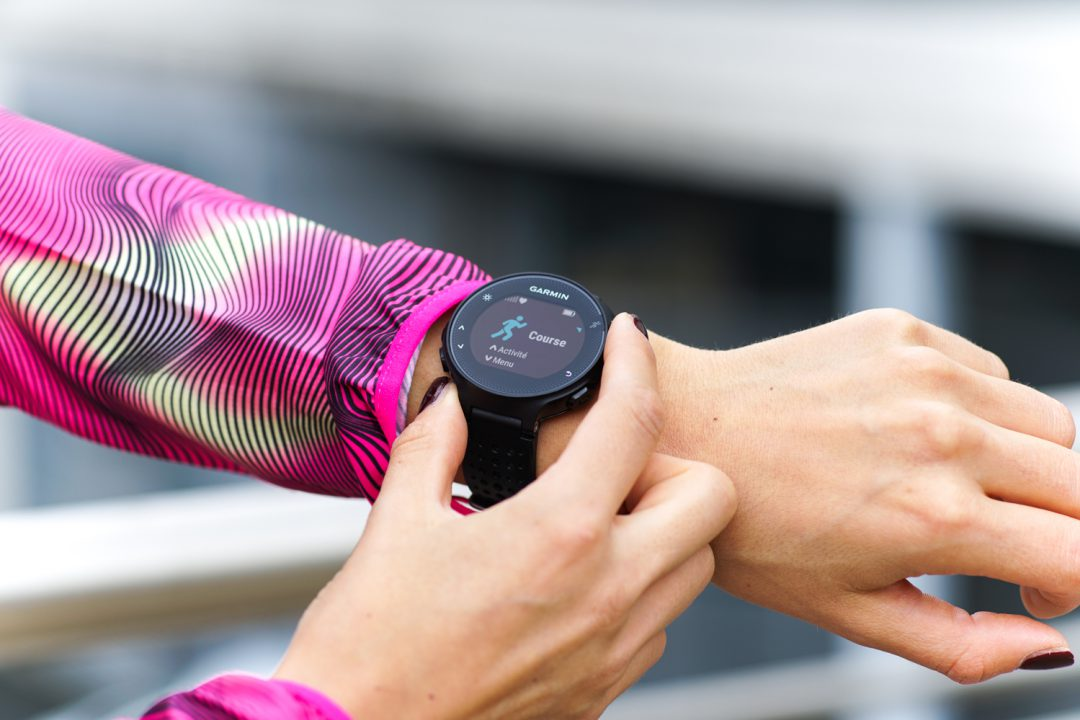 montre running gps comparatif