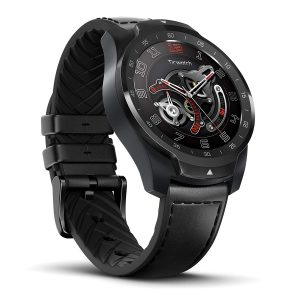 montre gps ticwatch pro test